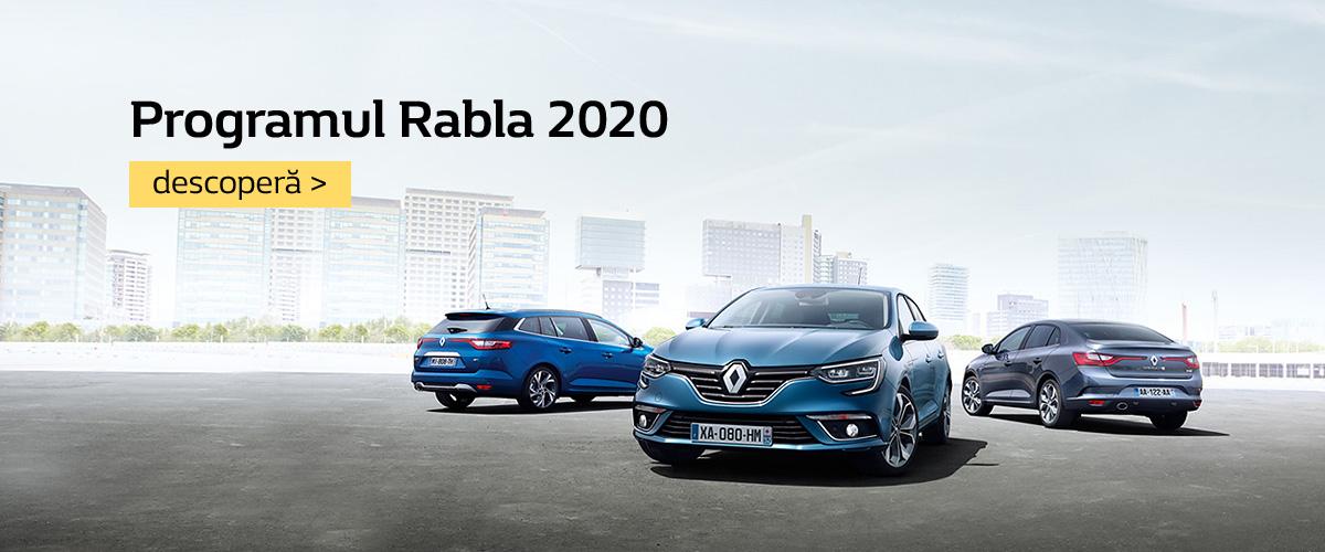 Programul Rabla 2020