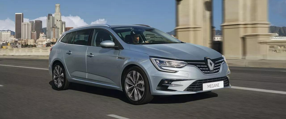 Renault Noul Megane