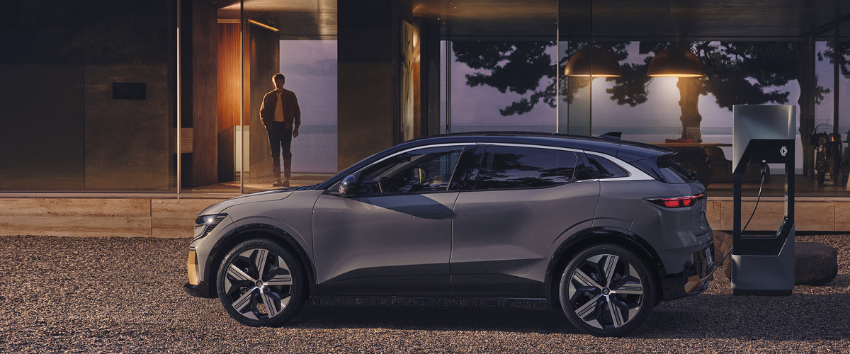 Renault Noul Megane E-Tech