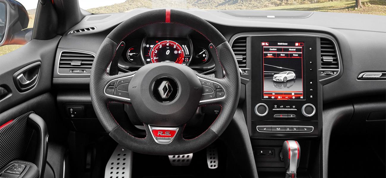 Renault Noul Megane RS