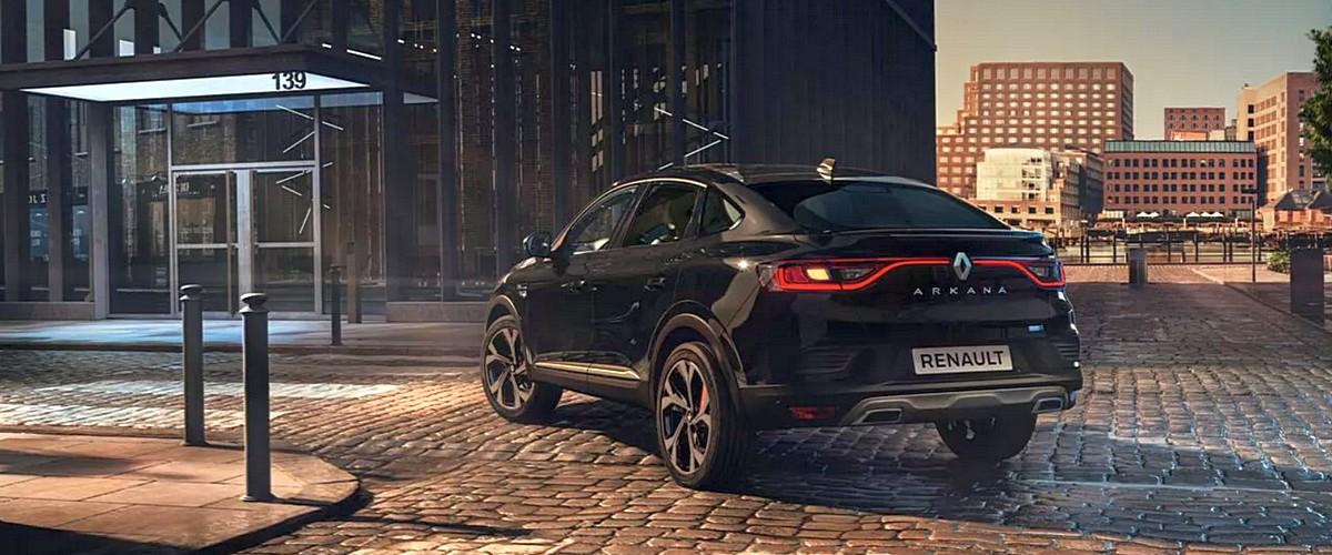Renault Noul Renault Arkana