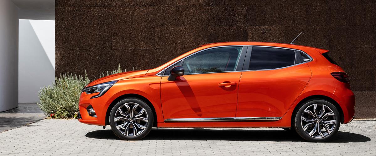 Renault Noul Clio
