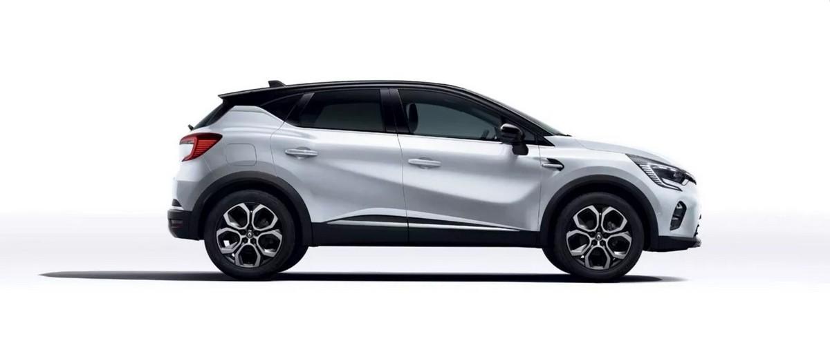 Renault Noul CAPTUR E-TECH Plug-in Hybrid