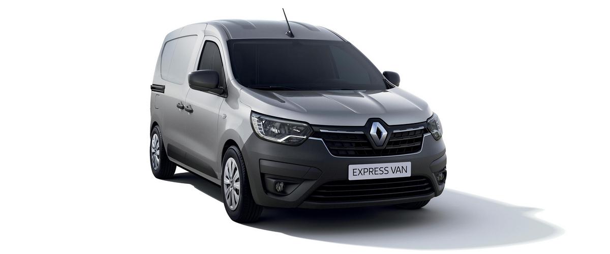 Renault Noul Express Van Generic TCe 100 FAP