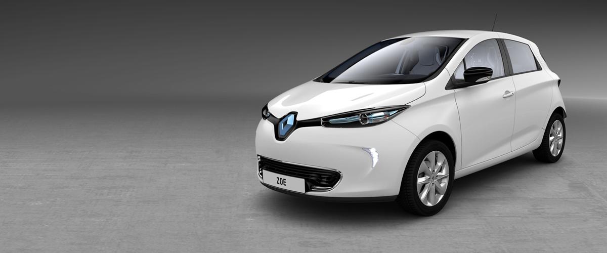 Renault ZOE PJ
